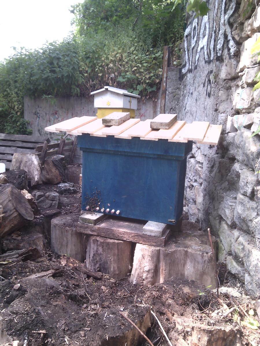 Kapelle der Versöhnung - Einraum-Bienenstock