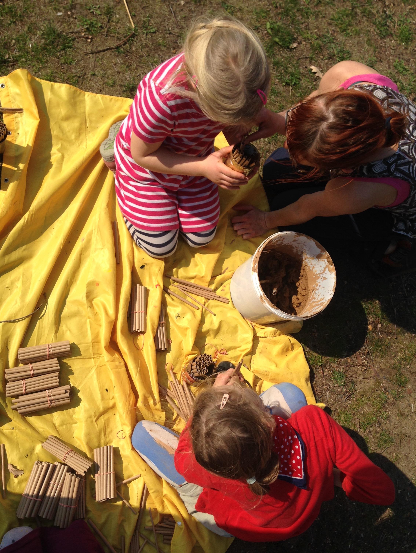 Wildbienenhaus bauen 4