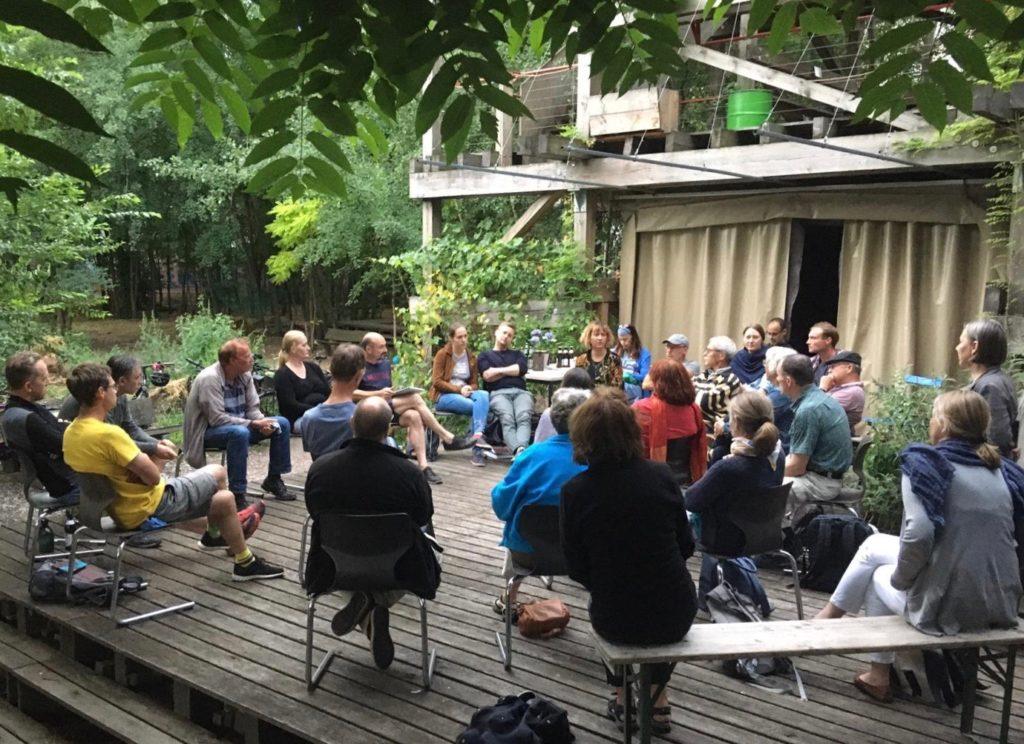 Mellifera Regionalgruppe Berlin - Treffen im Abgeordnetenhaus
