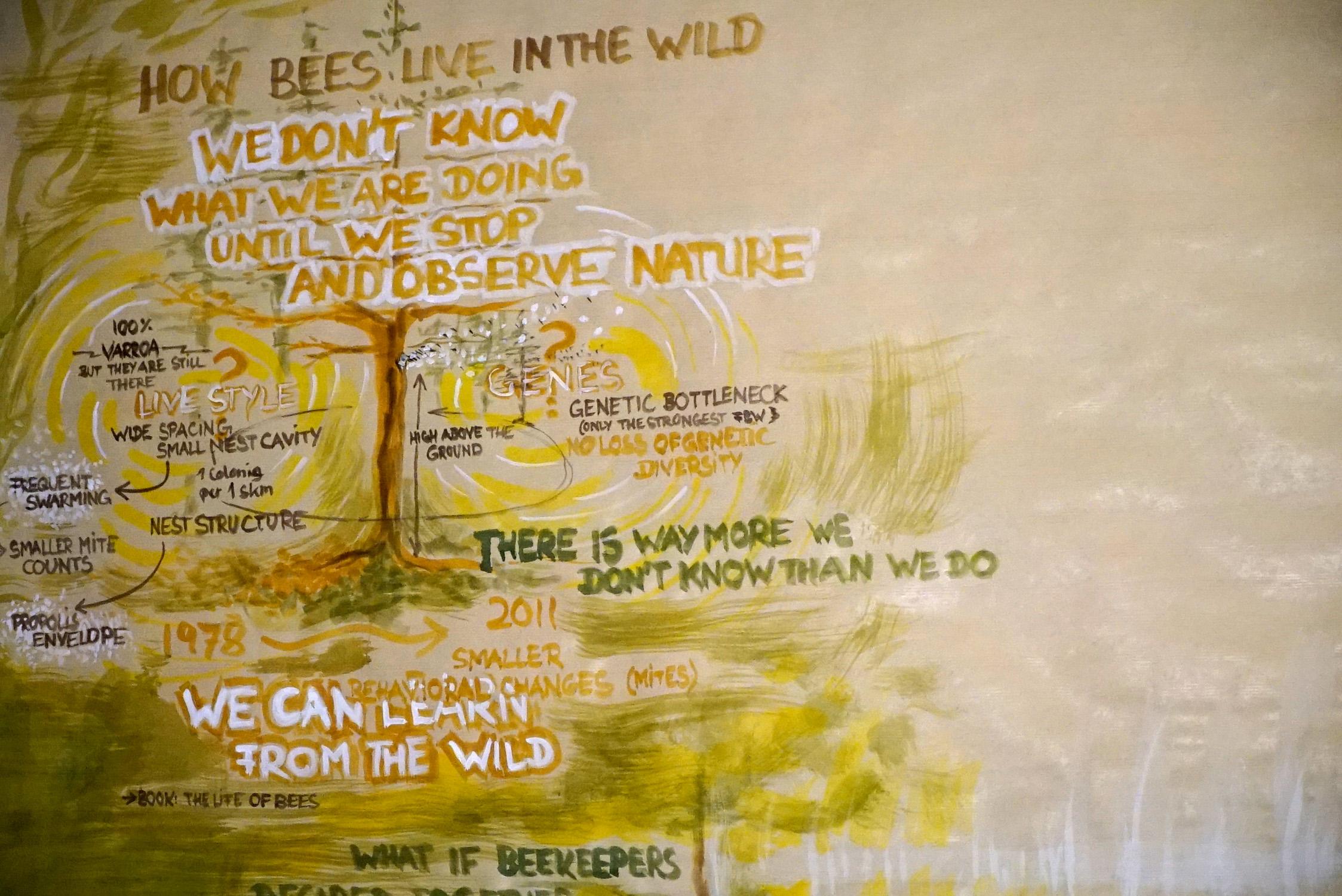 LFTBB Conference, Artist Olaf Baldini | Foto: Patrick Lindhof